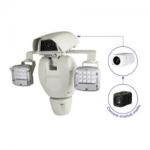 Cámaras y sistemas CCTV | Unidades integradas en Domo-PTZ