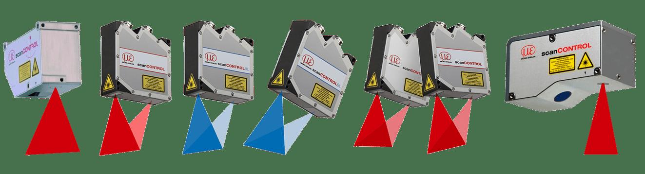 2D-3D-Medición-Escáner-de-perfil-láser