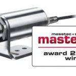 Xi 80 galardonado con el premio messtec + sensor masters
