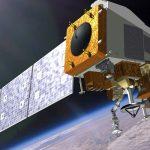 Lanzamiento de satélites en el espacio