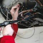 Endoscopios para la inspección del funcionamiento del interior de máquinas