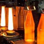 Monitorización de la temperatura en la fabricación de vidrio