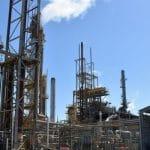 Detección de escapes de gases tóxicos en una planta química mediante sensores de fibra óptica