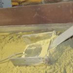Determinación de la humedad en la producción de vidrio mediante sensores de medición volumétrica