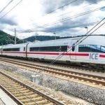 Estabilidad en trenes de alta velocidad mediante inclinómetros