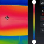 Visualizar en el móvil la imagen térmica de tu cámara termográfica con la app IRmobile Vision