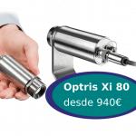 Cámara Termográfica Optris Xi 80 ahora desde 940€