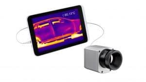 Camara termica Optris PI 640